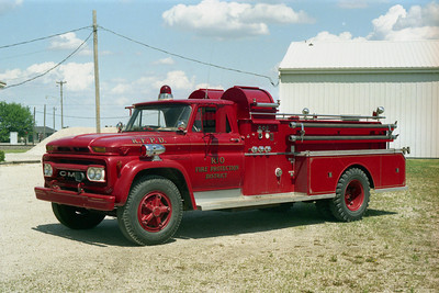 RIO FPD ENGINE  GMC - BEAN