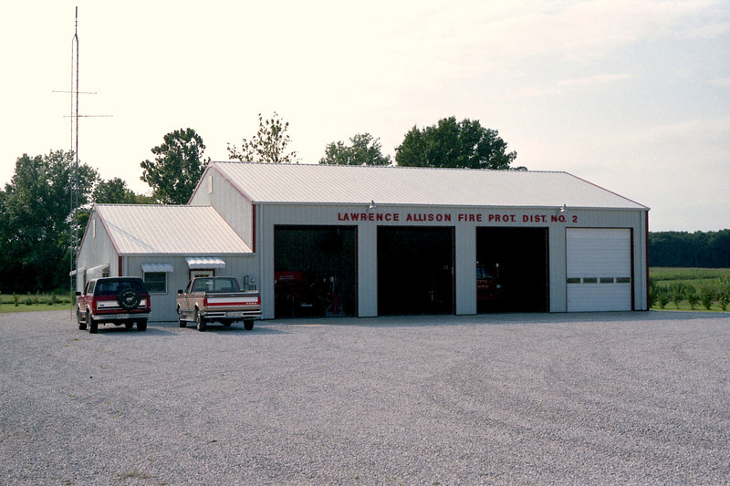 LAWRENCE - ALLISON FPD  STATION 2