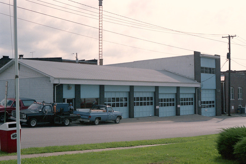 LAWRENCE - ALLISON FPD  STATION 1