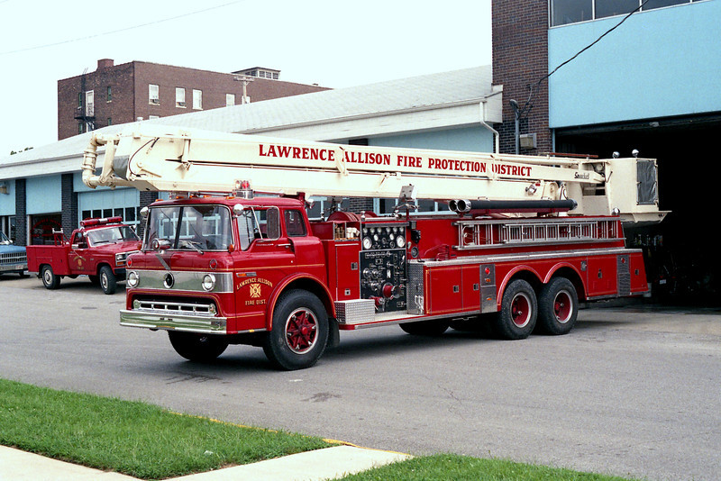 LAWRENCE - ALLISON FPD  SNORKEL 9