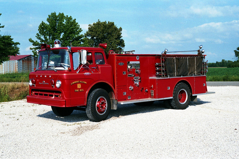 LAWRENCE - ALLISON FD  FORD C - MIDWEST