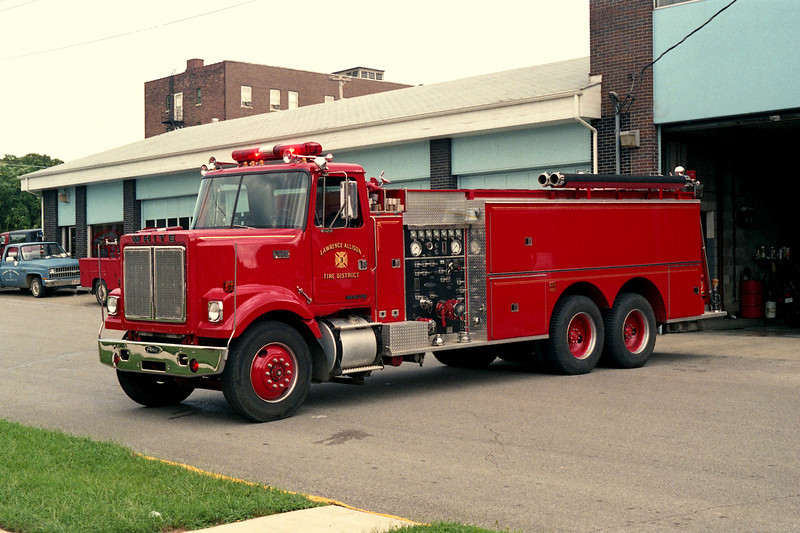 LAWRENCE - ALLISON FPD  TANKER 3