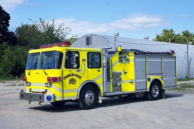 FRANKLIN GROVE FPD  ENGINE 812  SPARTAN - ALEXIS