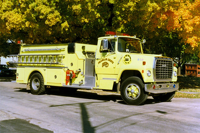 FRANKLIN GROVE ENGINE 816   1979 FORD L - GRUMMAN  750-1000