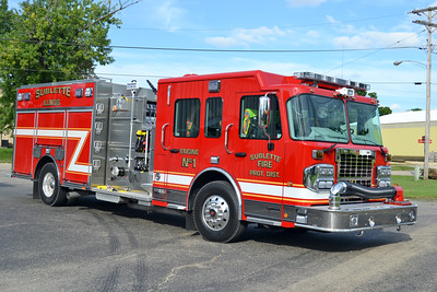 SUBLETTE  ENGINE 1   2016 SPARTAN - TOYNE  1500-1000-30F  #TD-1653  OFFICERS SIDE