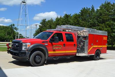 CHATSWORTH FPD  ENGINE 1512   2014 FORD F - QUAD COUNTY  1000-400-20    BILL FRICKER PHOTO