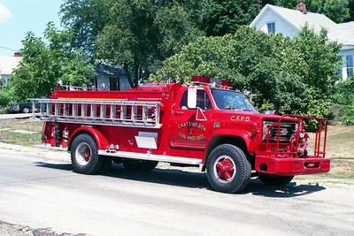 CHATSWORTH  ENGINE 1512  1975 CHEVY C65 - ALEXIS  500-1000  #1052