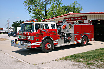 CORNELL FPD ENGINE 451  FORD C - QUALITY