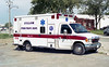 CULLOM  AMBULANCE 1714  1995 FORD E-350 - ROAD RESCUE