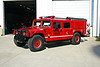 CULLOM BRUSH 1718  1993 AMC HUMMER - FIRST ATTACK  250-300