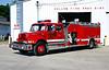 CULLOM  ENGINE 1712  1995 IHC 4900 - ALEXIS  1000-1000   #1587