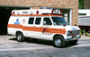 CULLOM  AMBULANCE 3M24  1980 FORD E-300 - STARLINE