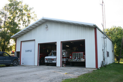 CAMPUS FIRE STATION