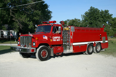 CAMPUS TANKER   X - FRANKFORT FPD