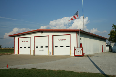 FOREST STRAWN WING FPD - FORREST STATION