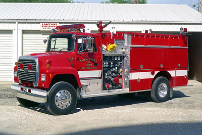 LONG POINT FPD ENGINE  4 1994  FORD L8000  - PIERCE  1000-1500  E-8901