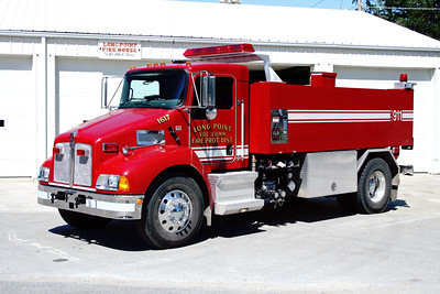 LONG POINT  TANKER 1617   2006 KENWORTH T-70 - PIERCE  500-2000  #5542004 -