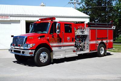 LONG POINT   ENGINE 1612   2006 IHC 7500 - PIERCE  1000-1000-25F  #17283