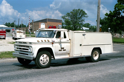 ODELL TANKER 2  1966 CHEVY  60 - GRIDLEY WELDING  300-1000