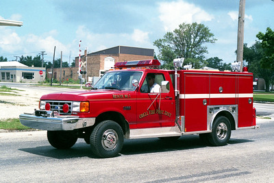 ODELL  RESCUE 1  1990 FORD F-350 - MARION