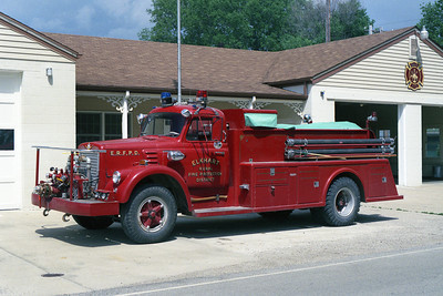 ELKHART FPD ENGINE  IHC-TOWERS