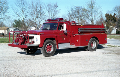 EMDEN  ENGINE 3   1961 FORD F - DARLEY  500-500