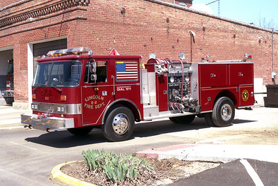 LINCOLN CITY FD  ENGINE 2
