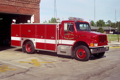 LINCOLN CITY FD  SQUAD 1 IHC