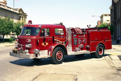 LINCOLN CITY FD  ENGINE 7 ALFCO