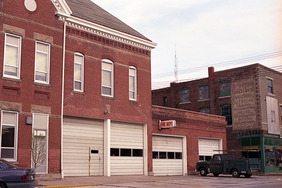 LINCOLN CITY FD  STATION