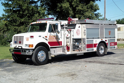 LINCOLN RURAL  ENGINE 8   IHC 4900 - SMEAL