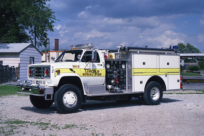 LINCOLN RURAL FPD ENGINE 6