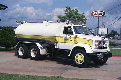 LINCOLN RURAL FPD TANKER GMC