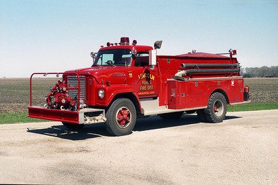 LINCOLN RURAL FPD @ BROADWELL  ENGINE 11