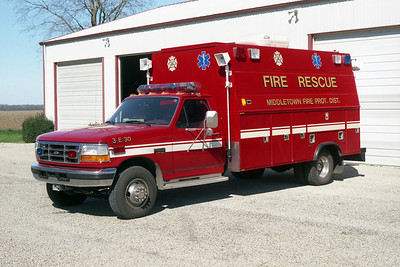 MIDDLETOWN FPD RESCUE 3 E 30