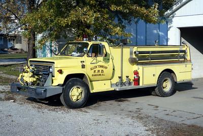 ALLEN TOWNSHIP  ENGINE 2  1979 CHEVY C70 - DARLEY  750-750