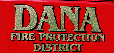DANA DOOR LOGO   BILL FRICKER PHOTO