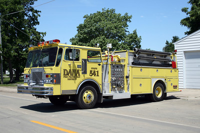 DANA ENGINE 541  X-ELWOOD