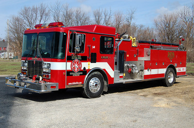 DANA ENGINE 1  X OFALLON FPD   BILL FRICKER PHOTO