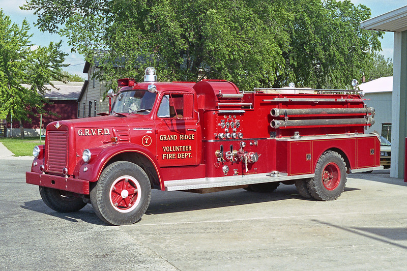 GRAND RIDGE VFD  ENGINE 7  IHC-BEAN