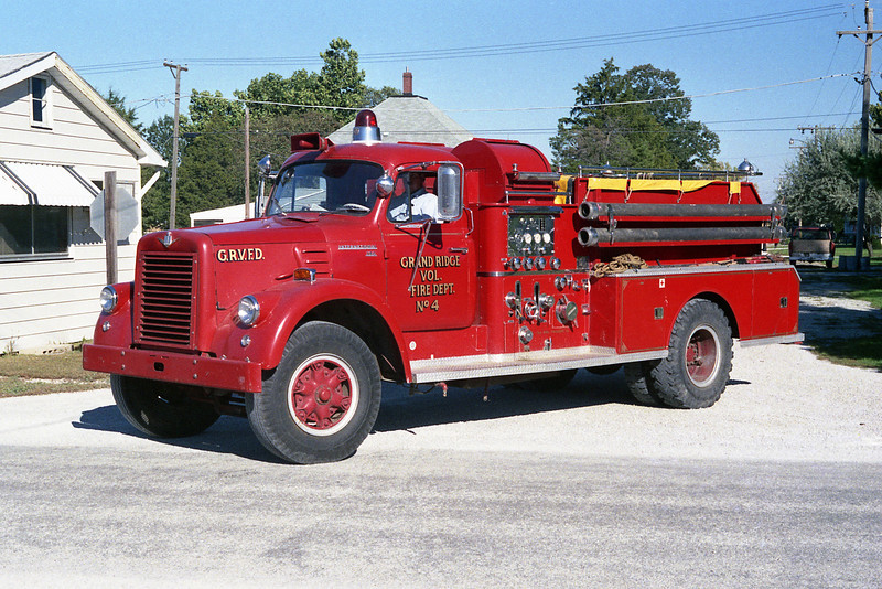 GRAND RIDGE VFD  ENGINE 4  IHC-BEAN