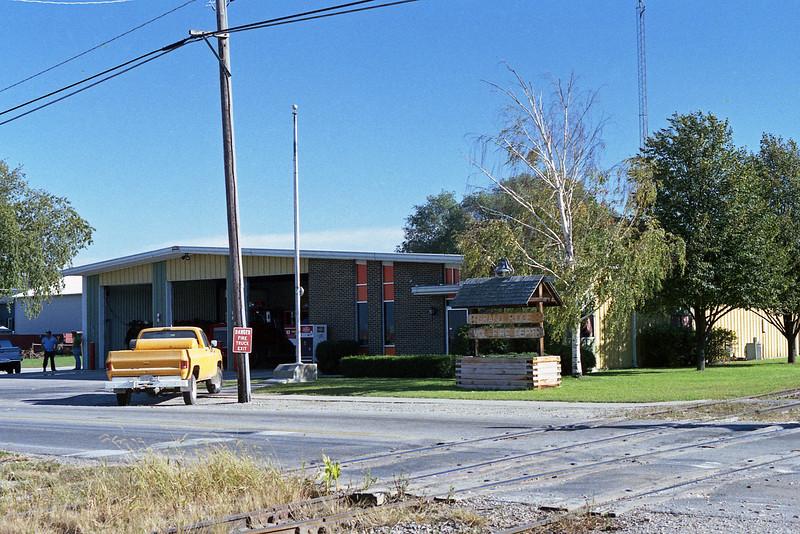 GRAND RIDGE VFD  STATION