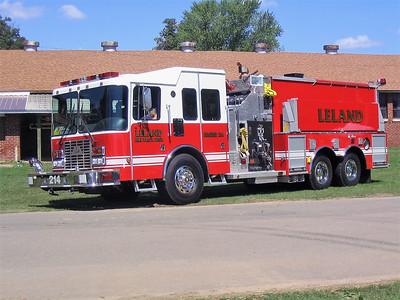 LELAND  ENGINE 241  2005 HME 1871 - ALEXIS   1250-2500   #1899