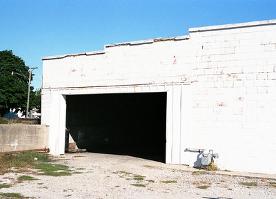 LOSTANT STORAGE BUILDING