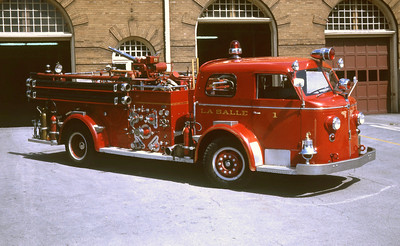 LASALLE ENGINE 1  1952 ALFCO 700 1000-0   RON HEAL PHOTO
