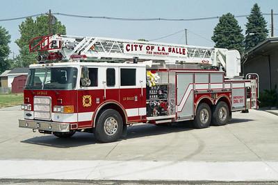 LaSalle FD Truck 417
