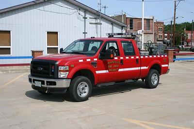 MARSEILLES   UTILITY 552  2008 FORD F250