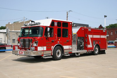 MARSEILLES  ENGINE 1 2012 SPARTAN EVOLUTION - ALEXIS  1500-1000-40F   #2162