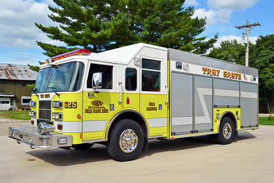 TROY GROVE  SQUAD 525  2008 PIERCE SABER   #20979    BILL FRICKER PHOTO