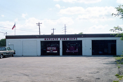 NAPLATE FD STATION